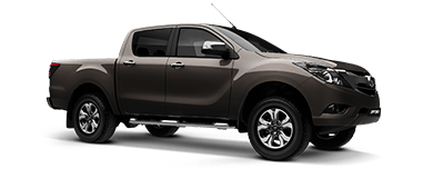 Pequena fotografia do Mazda BT-50
